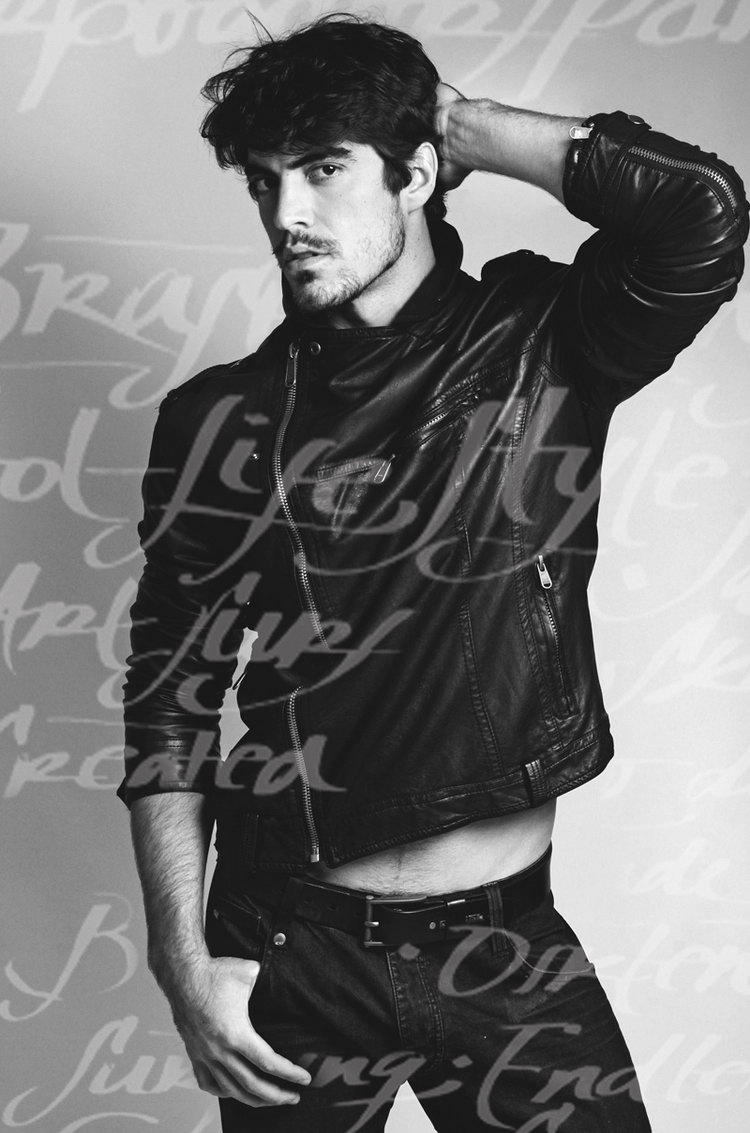Oca Models Daniel Benjamin