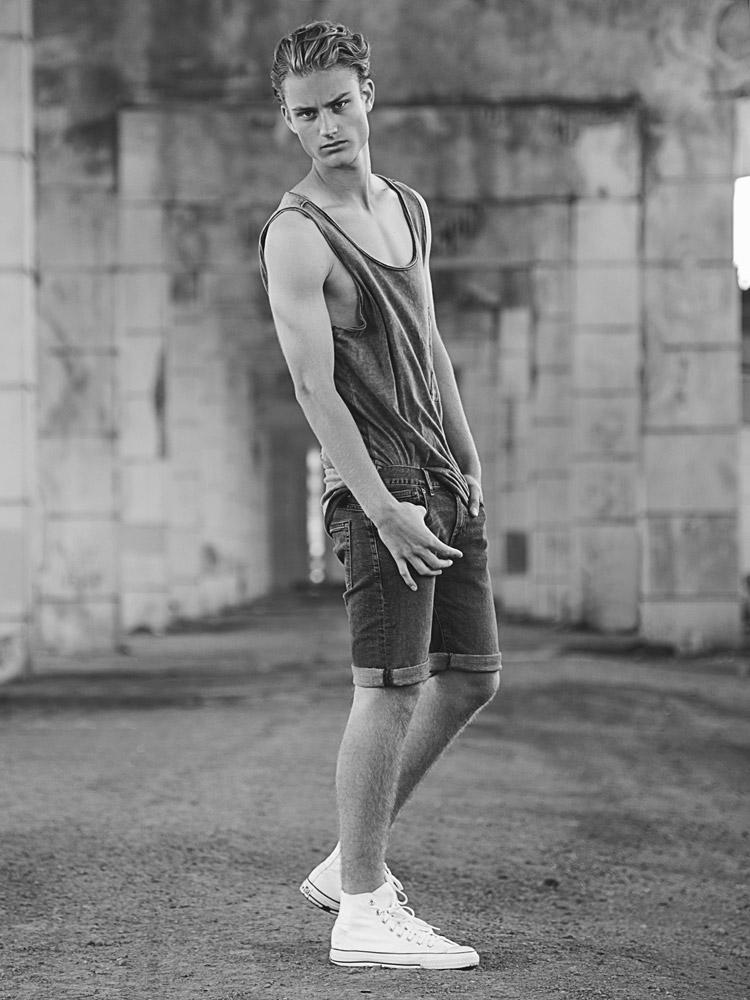 Aidan Elite Models