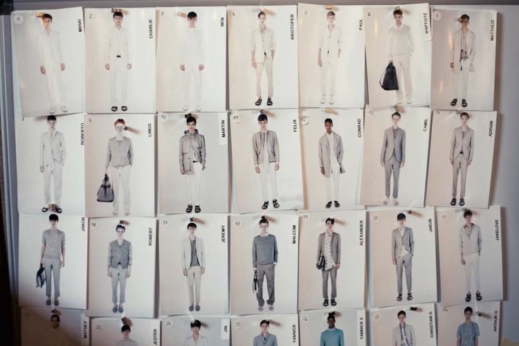 Menswear SS15
