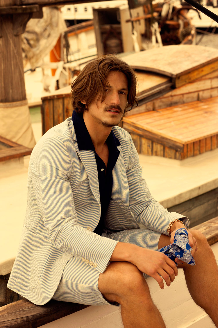 Jarrod Scott By Arnaldo Anaya Lucca For Gq Japan