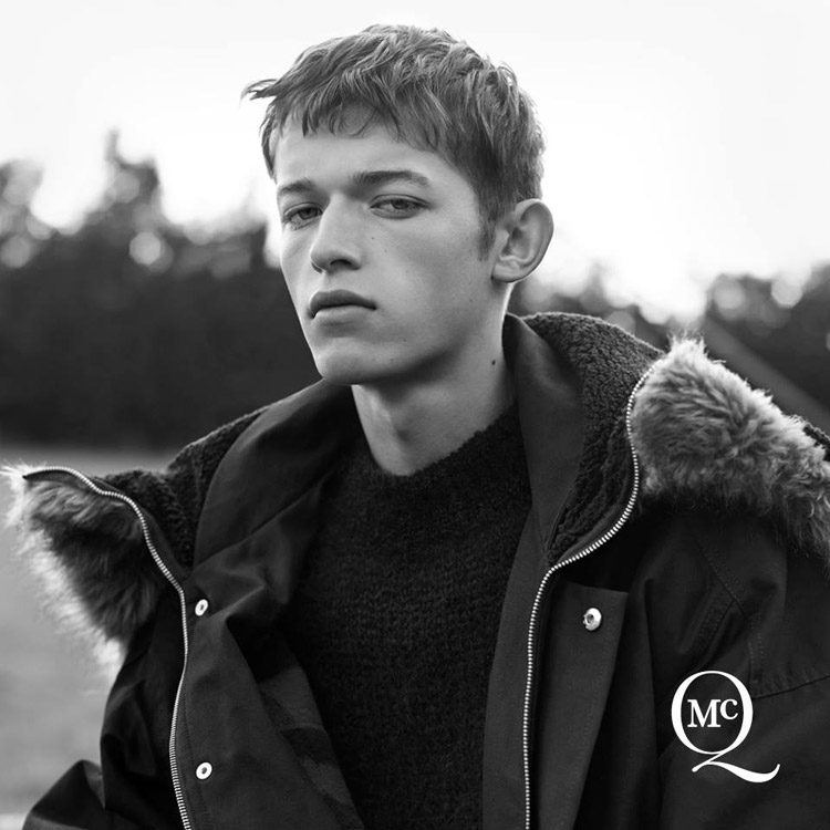 Paul Barge For Mcq Alexander Mcqueen Fall Winter 2014 15