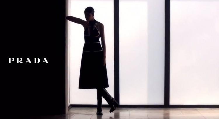 Prada Fall Winter 2014 Video Steven Meisel 03