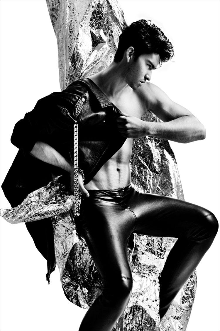 UpFront Models Carlos Khu