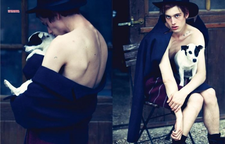 Sylvester Ulv Harpers Bazaar China 06