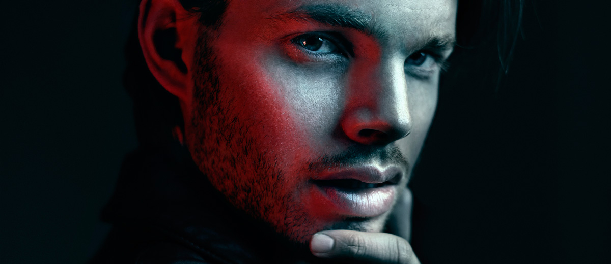 mark grant male model scene at the agency models male