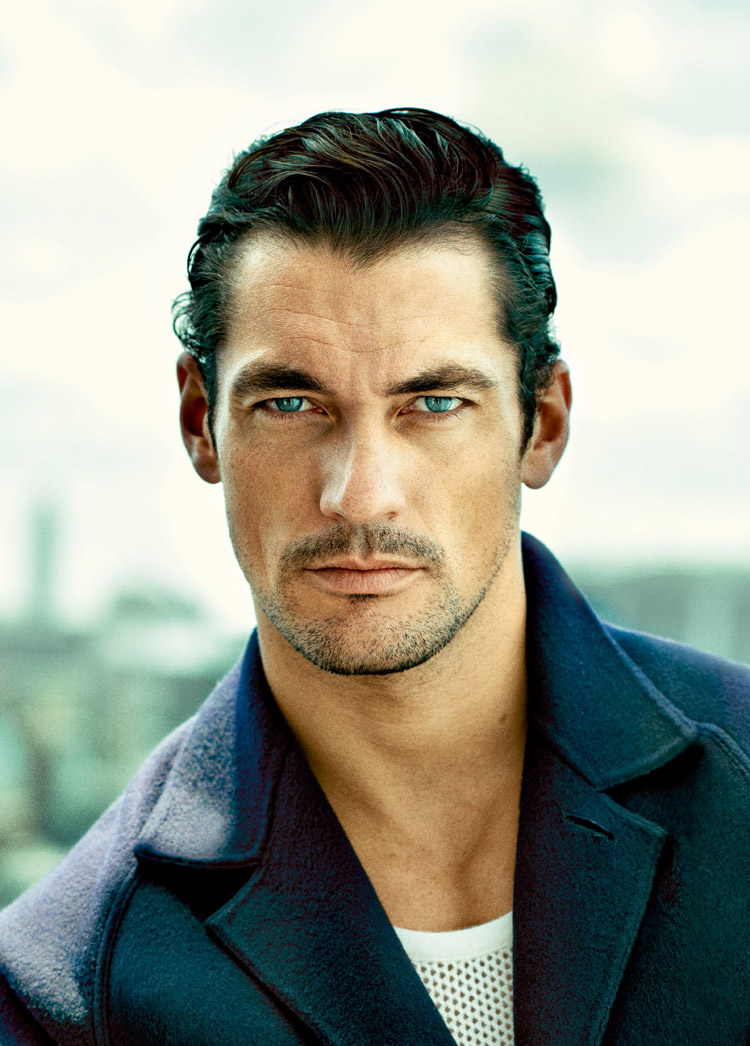 David Gandy Hairstyle Keywords And Pictures