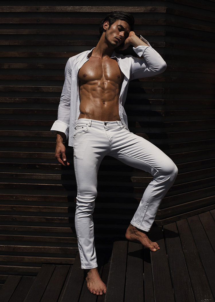igor augusto for adon magazine by wong sim