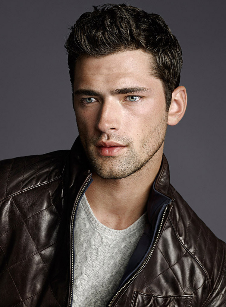 Sean O Pry For Massimo Dutti September 2014 Lookbook