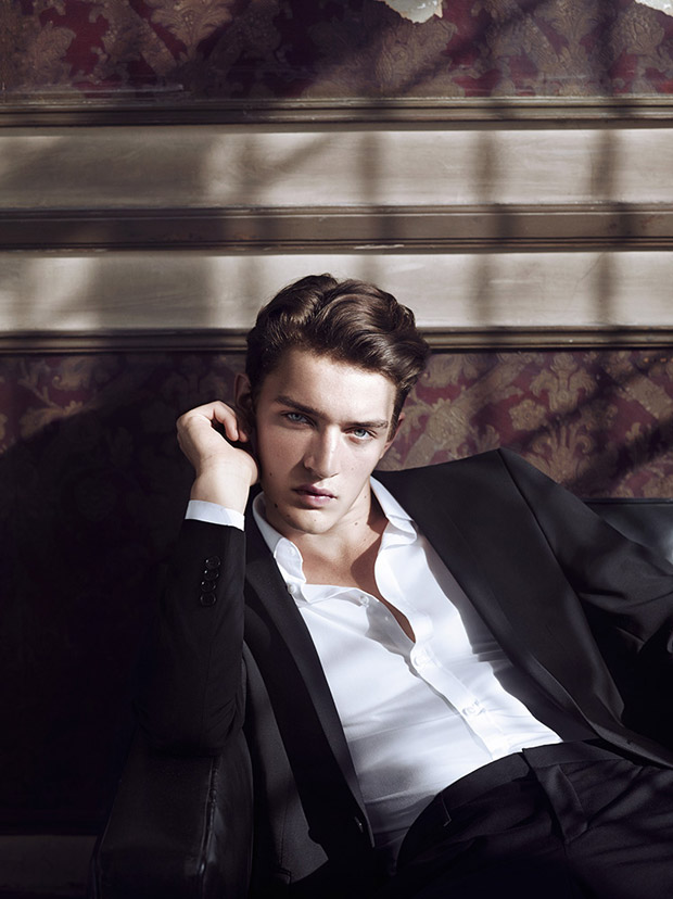 Otto Lotz For Sarar Interview Fall Winter 2014