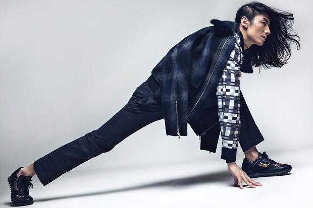 Harper's Bazaar Men HK