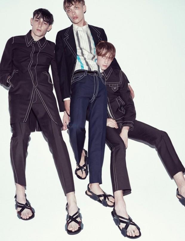 10 Men Magazine 01