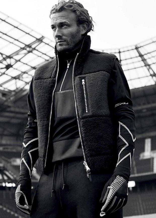 Brad Kroenig For Vogue Hombre By Michael Schwartz