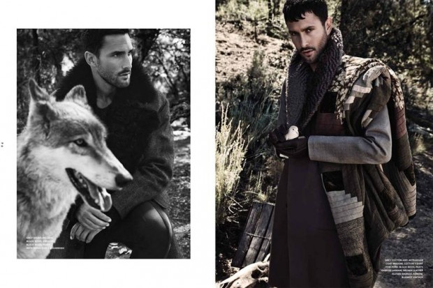 L'Officiel Hommes Middle East 02