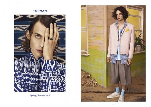Topman Lookbook SS 2015 01