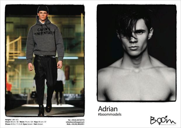 BOOM Models Milan
