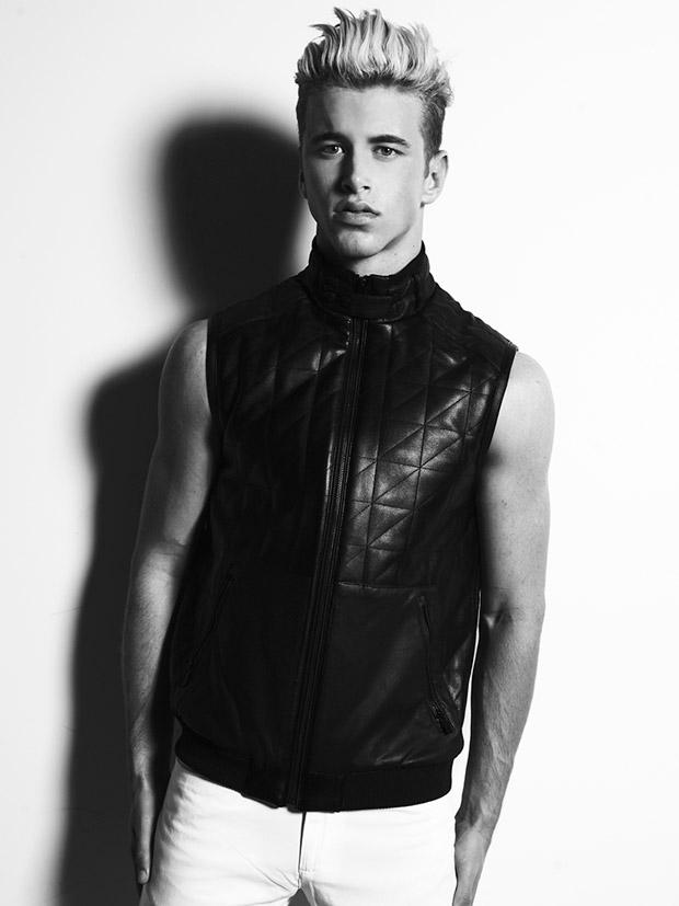 Nate Garner Wilhelmina Christian Rios