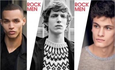 Rock Men Paris