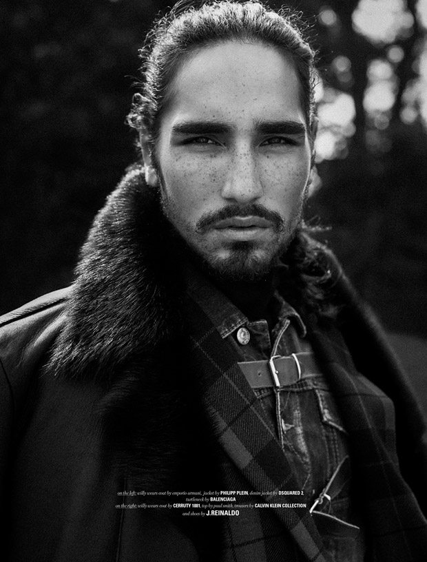 Willy Cartier For Dsection Magazine By Frederico Martins