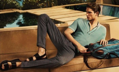 Salvatore Ferragamo Archives - MM Scene : Male Model Portfolios : Male ...