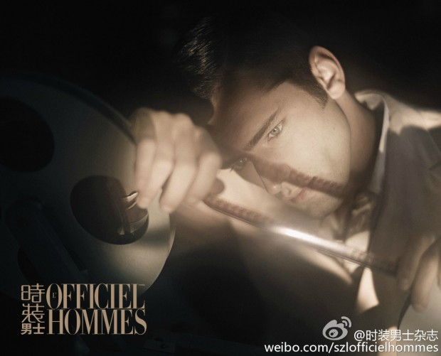 Sean O'Pry for LOfficiel Hommes China  04