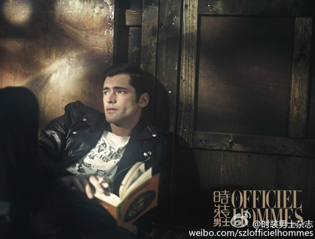 Sean O'Pry for LOfficiel Hommes China  07