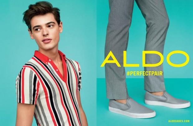 ALDO Shoes Spring Summer 2015 ft Jacob