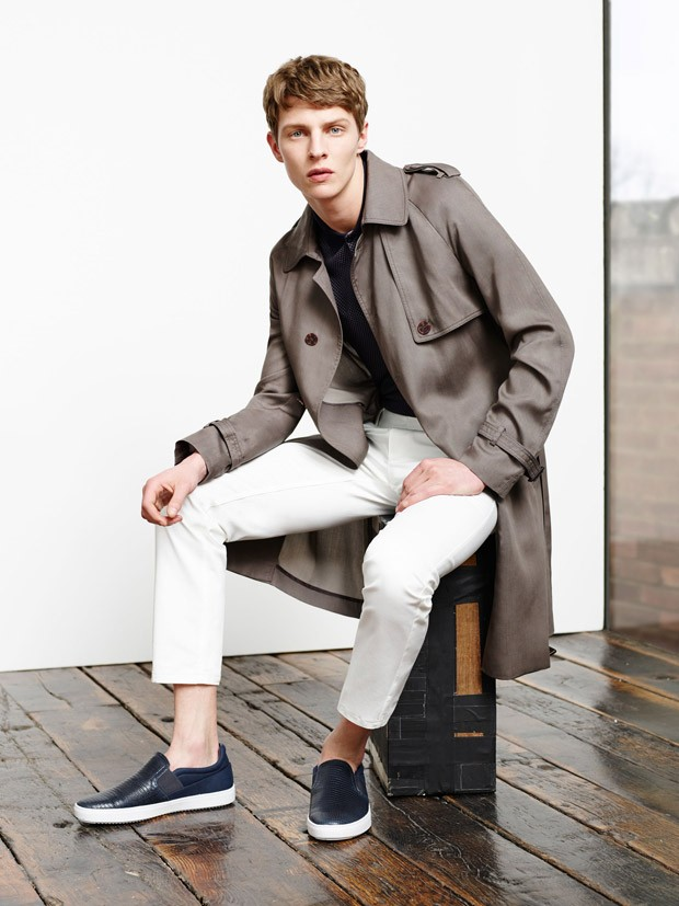 how to become a male model for zara