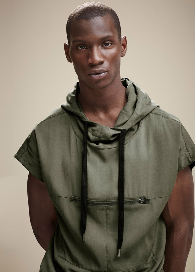 Adonis Bosso For Simons Spring Summer 2015
