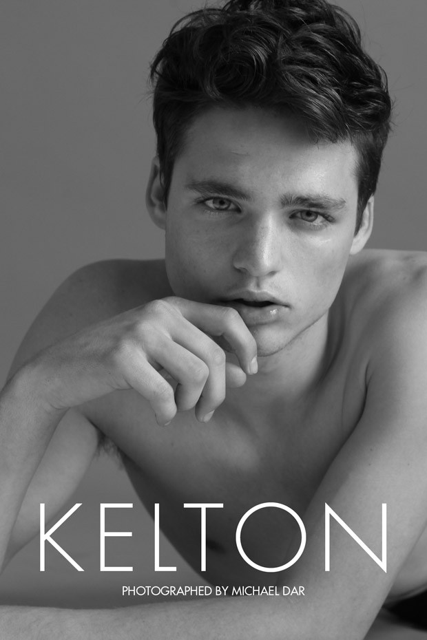 Kelton Stacks at LA Models by Michael Dar