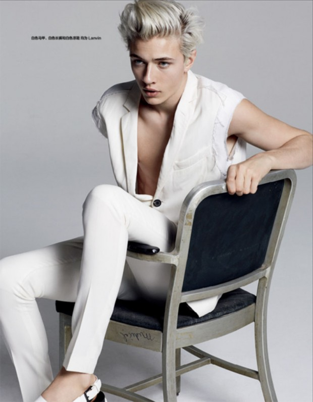 Lucky Blue Smith Feedback