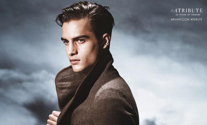 giorgio armani models - photo #28