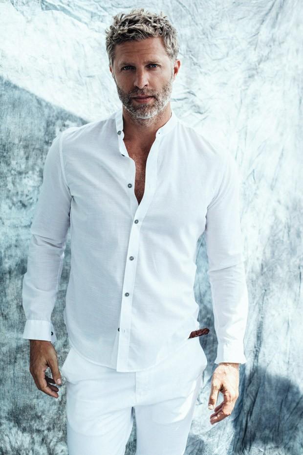 Australian Model And Interior Designer Jason Sullivan Core Artist Management Updates His Portfolio With Portrait Series Captured By Fashion Photographer