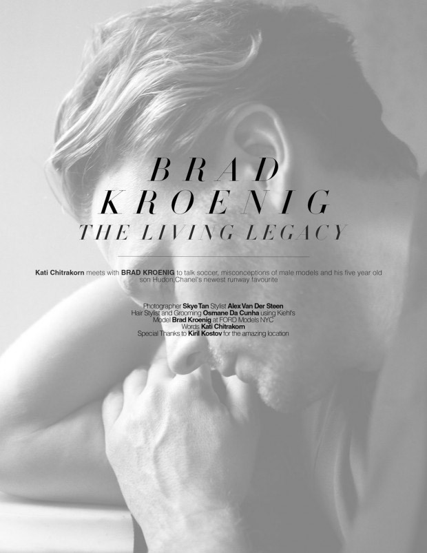 Brad Kroenig