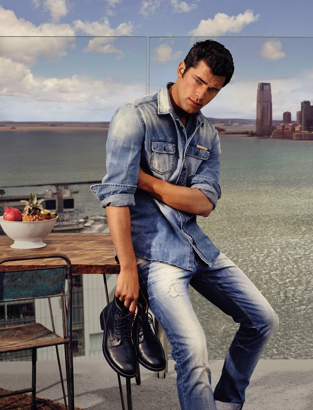 366d4922338 Sean O Pry for Colcci Spring Summer 2016