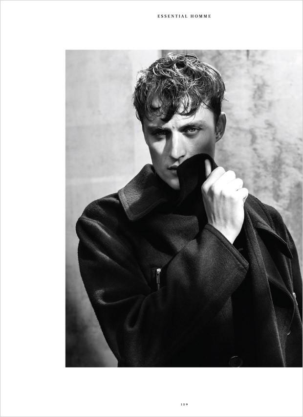 Bastiaan Takes Essential Hermès Van Gaalen Homme On For E6nrE1Y