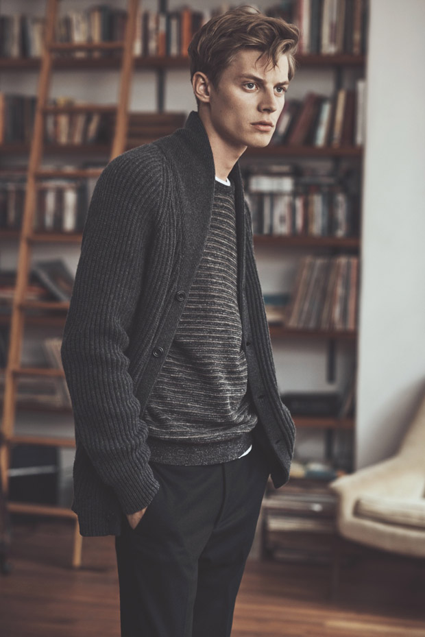 Janis Ancens For Club Monaco Fall Winter 2015