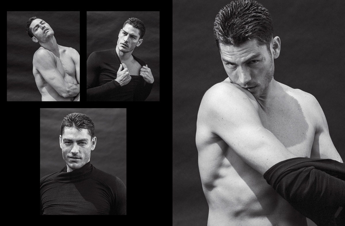 Supermodels by Bruce Weber for VMAN