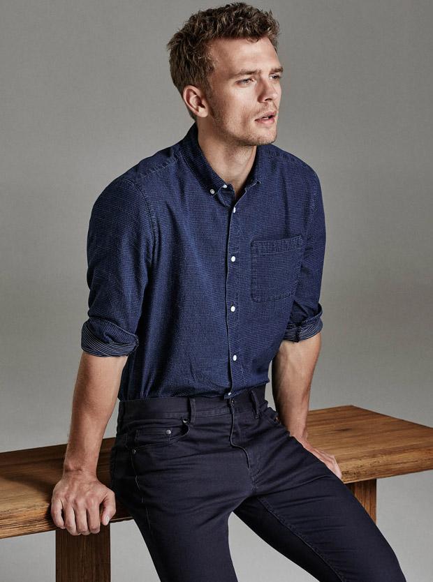 Benjamin Eidem for H&M Winter 2015
