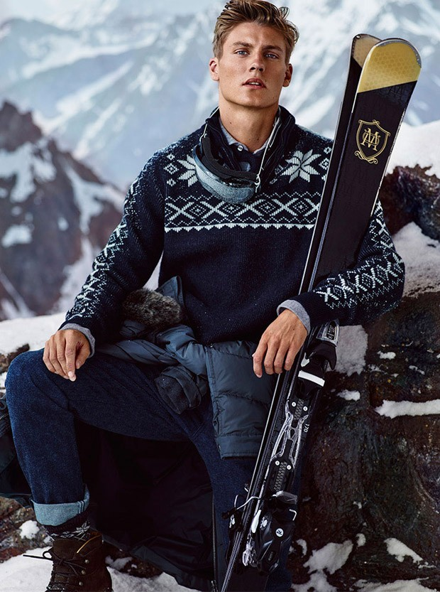Winter Mens Teen Fashion