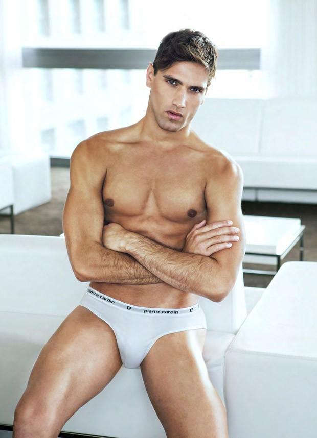 underwear Josh henderson