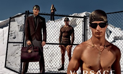 Versace spring summer 2016 campaign by steven klein