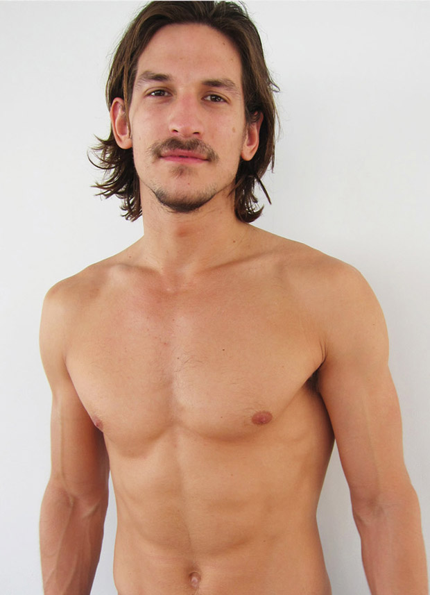 Digital update supermodel jarrod scott at sight management for Ford male models salary