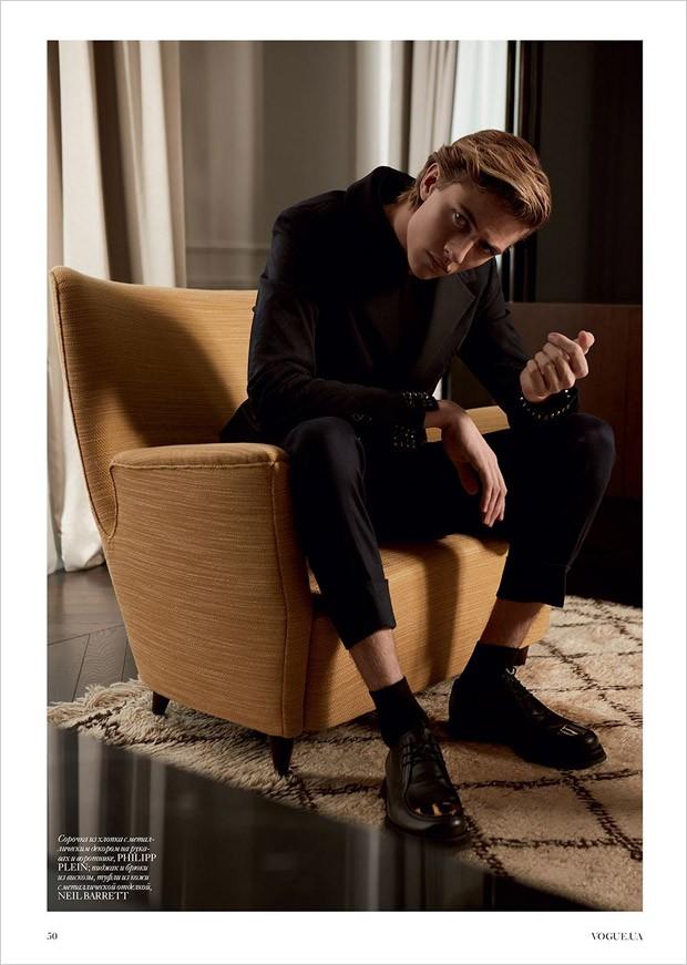 Vogue Ukraine Man