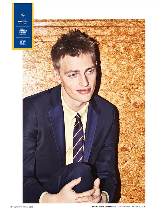 Euroman Magazine