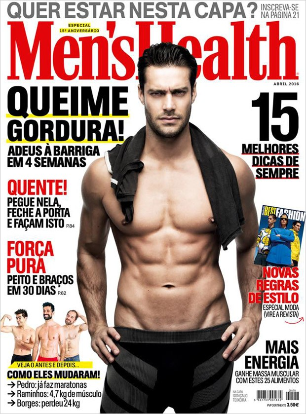 Mens Health Portugal Download