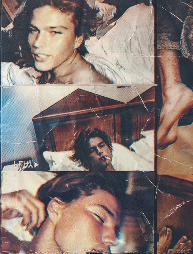 Jordan Barrett by Christian Oita for Wonderland (4)