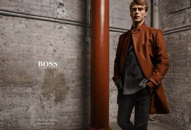 PLUS ONLY FOR READERS OF MMSCENE Free Shipping and Free Returns on ALL  orders at Hugo Boss.