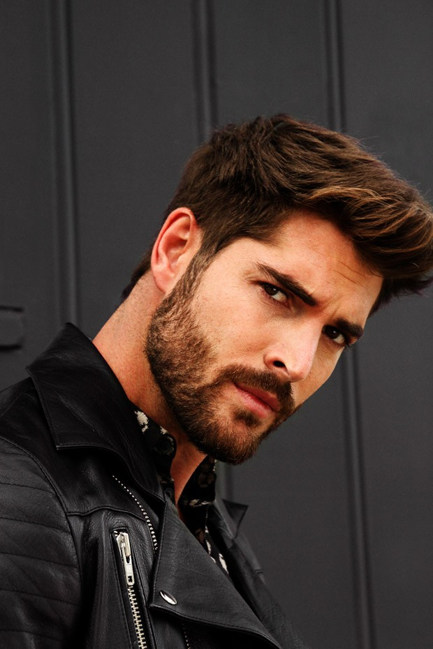 Nick Bateman For L Officiel Hommes Ukraine By Katya Tsyganova