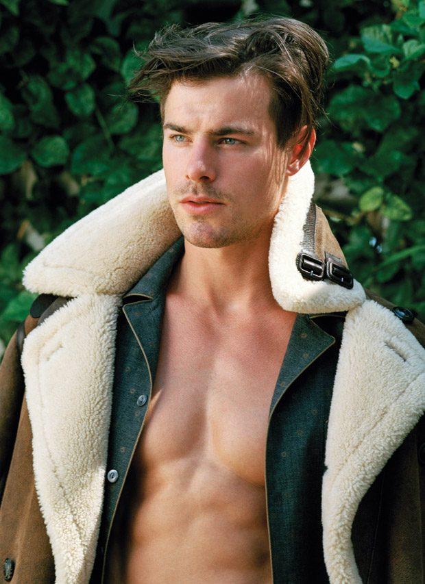 Wolves In Sheep's Clothing by Bruce Weber for V Magazine