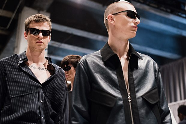 TIM COPPENS SS17 Backstage (2)